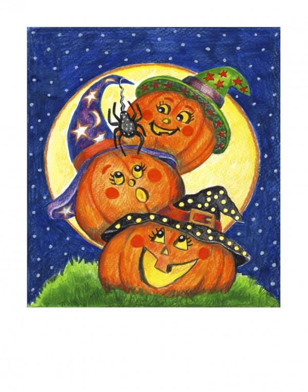 300 H 006 Pumpkins