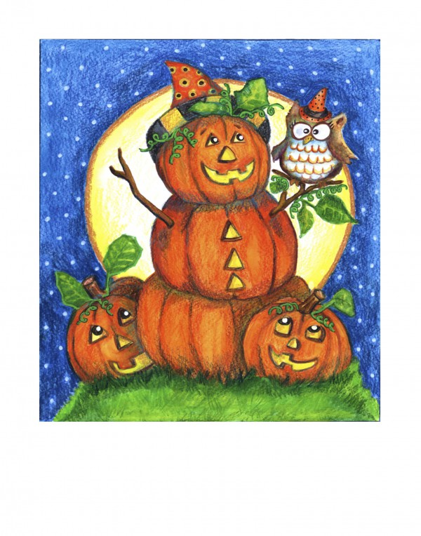 300 H 007 Pumpkins