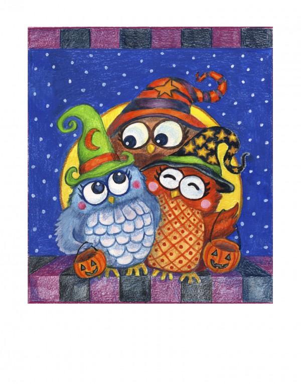 300 H 012 Owls