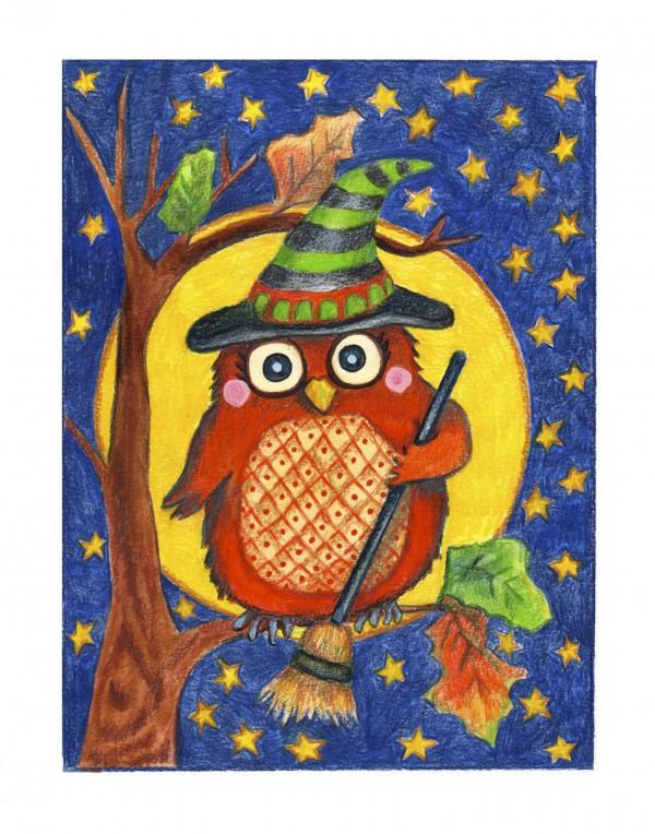 300 H009 Owls